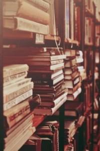 Эстафета о книгах
