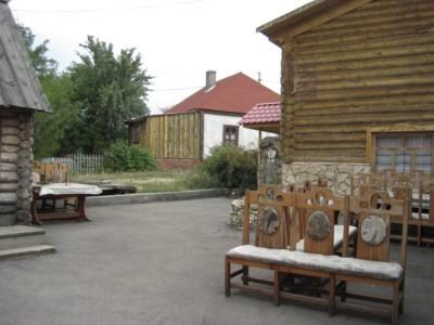 Национальная деревня в Саратове