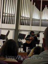 Концерты в Консерватории
