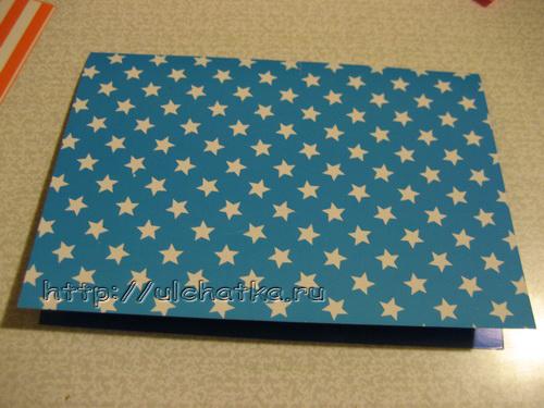 Как сделать открытку на Новый год своими руками вместе с детьми