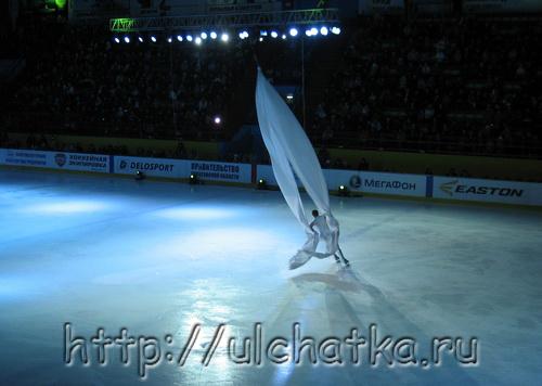 Ледовое шоу Морозко в Саратове