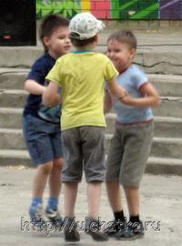 Группы Pornography и Black Waggons в Детском парке Саратова