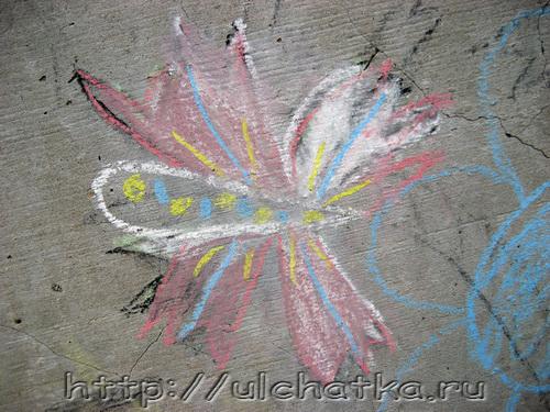 Нарисовать рисунок на стене