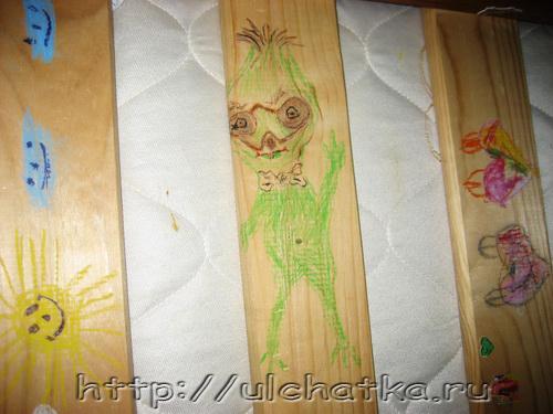 Рисование на доске