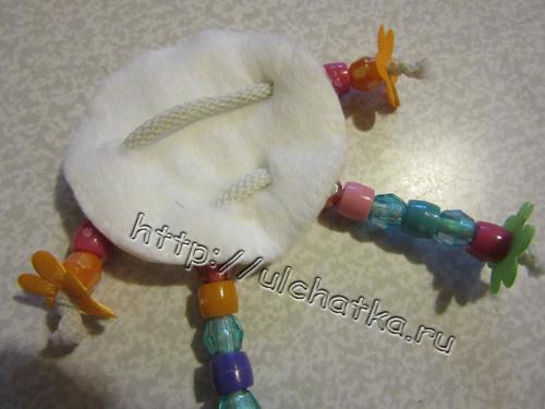 Как сделать овечку своими руками