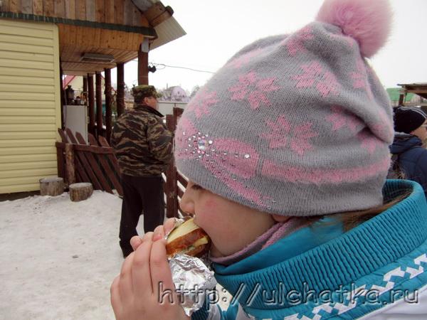 Чукотский бутерброд
