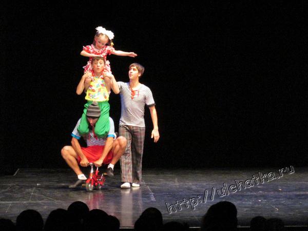 Цирк Калейдоскоп в Саратове