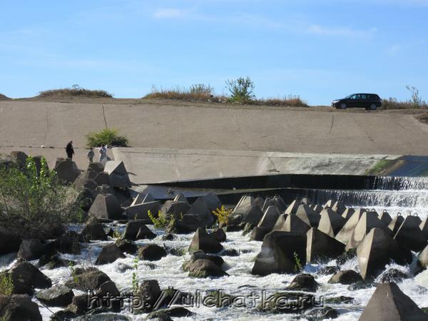 Сулакское водохранилище