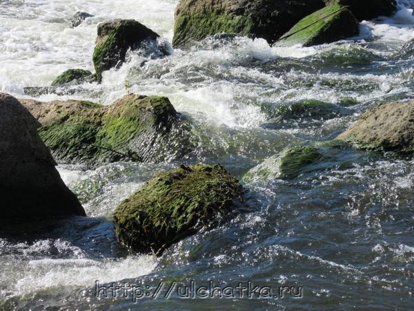 Саратовская область Сулакская малая переливная плотина