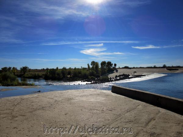 Краснопартизанский район водохранилище