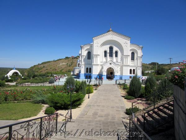 Монастырь в Серафимовиче фото