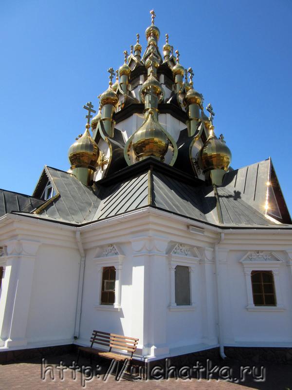 Храм преображения Господня Серафимович