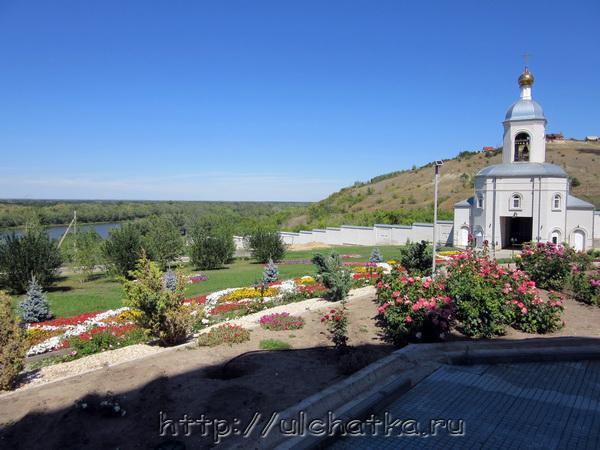 Усть-Медведицкий монастырь Волгоградская область
