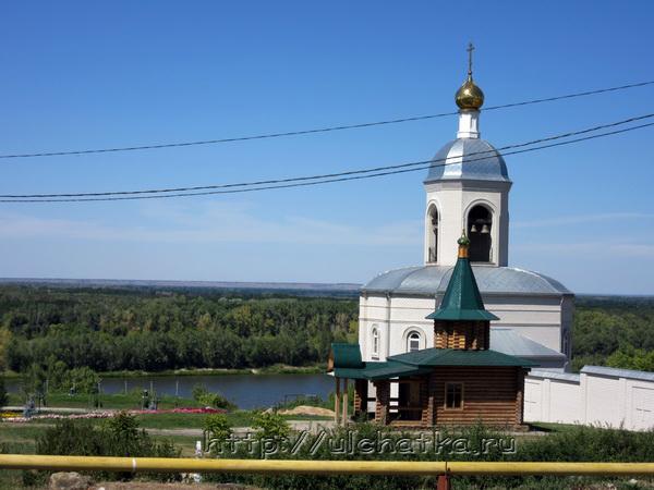 Усть-Медведицкий Спасо-Преображенский монастырь г. Серафимович