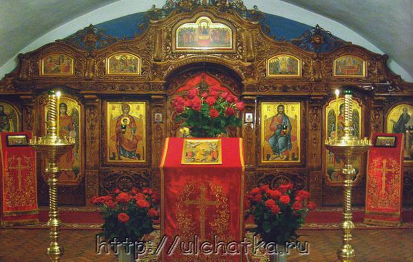 Серафимович монастырь фото