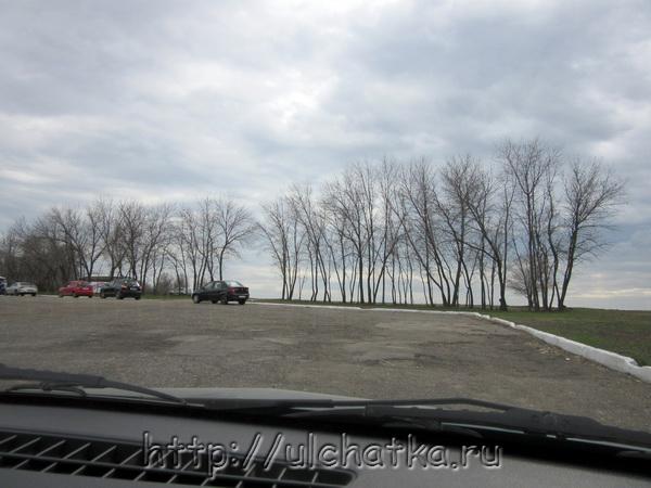 Место приземления Юрия Гагарина в Энгельсском районе